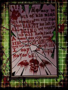 <3 Avenged Sevenfold A7X