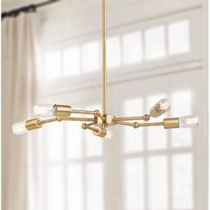You'll love the Venezia 5-Light Cluster Pendant at Wayfair.ca - Great Deals on all Lighting products with Free Shipping on most stuff, even the big stuff.