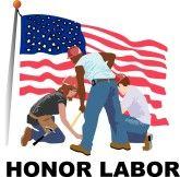 September 2 - Labor Day in the U.S.