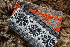 Ravelry: Muli Headband pattern by Ella Gordon Fair Isle Knitting Patterns, Knitting Charts, Knitting Yarn, Hat Patterns, Knit Headband Pattern, Knitted Headband, Knitted Hats, Knitted Christmas Stockings, Christmas Knitting
