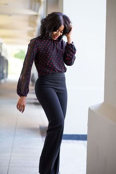 Spring Office Outfits. Business Attire For Women Who Run The World | Fashion Tag Blog