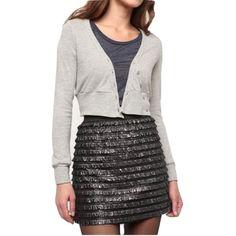 "Kimchi Blue M Black Silver Metallic Ruffle Skirt Kimchi Blue Ruffle Tiered Skirt Urban Outfitters Sz M Black Silver Metallic Stretch Band LinedStretchy Length 17""Waist 13.5""Hips 17.5"" NWOT Urban Outfitters Skirts"