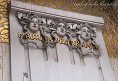 Angel of Berlin: Vienna - Die Secession