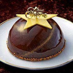 キャラメルムースとチョコレートムースのバランスが絶妙。【日本橋店23日・24日店頭お渡し】【高島屋限定】Holy Night 『聖夜』
