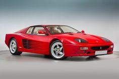 Ferrari F512M (1) - Graypaul Classic