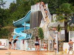 Baignade CAMPING LES FAUVETTES - ANDUZE Camping, France, Fair Grounds, Park, Fun, Travel, Bathing, Campsite, Viajes