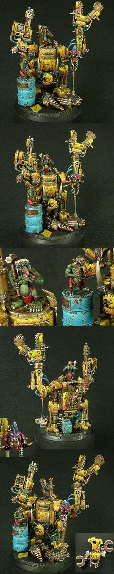 Upkeep - Gold Demon@ Italian GD2011 Manufacturer: Games Workshop