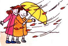 RECURSOS y ACTIVIDADES para Educación Infantil: El tiempo: Imágenes a color Charlie Brown, Chocolate, Fictional Characters, Art, Weather, Mint, Index Cards, School, Activities