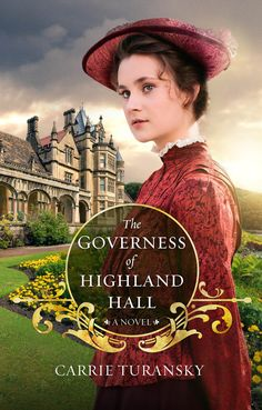So excited to reavel the cover of my next book, The Governess of Highland Hall. It releases Oct. 15th and is published by WaterBrook Multnomah, a division of Random House.