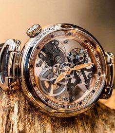 Kerbedanz Watch