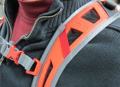 Carry Geeking: Techlite backpack straps - Carryology - Exploring better ways to carry Backpack Straps, Backpack Bags, Leather Backpack, Paracord, Edc Bag, Survival Backpack, Athletic Gear, Textiles, Designer Backpacks