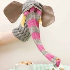 Puppet play! Author chat + free patterns for sock puppets made from recycled materials.
