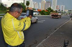 """Detran MT e Prefeitura de Cuiabá firmam convênio: """"Amarelinhos"""" podem aplicar multas de trânsito por falta de documentação veicular e atrasos do IPVA +http://brml.co/1KfZmWV"""