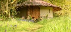 Secluded Romantic Round Hut for two, Cornwall. Trehudreth Cottage, Waterloo, Blisland, Cornwall, PL30 4JW