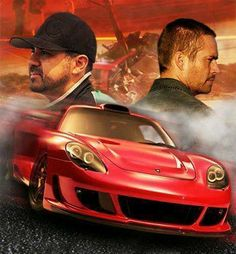 Paul Walker and Roger Rodas. I love this ♡♡♡