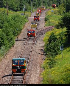 RailPictures.Net Photo: N/A North Shore Scenic Railroad N/A at Two Harbors, Minnesota by Missabefan