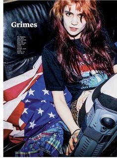 Grimes//Claire Boucher