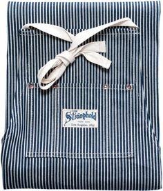 striped work aprons | Stronghold Hickory Stripe Apron Stronghold Hickory Stripe Apron