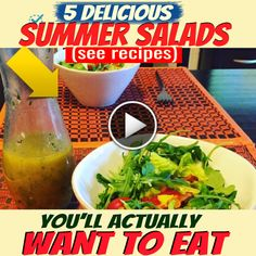5 Delicious Summer Salads Youll Actually Want to Eat (see recipes) Need To Lose Weight, Weight Gain, Weight Loss, Squat, Burn 500 Calories, 7 Day Diet Plan, Fat Burning Drinks, Nutrition, Candida Diet