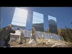 How Giant Mirrors Brought Sunlight Back to Rjukan, Norway - YouTube