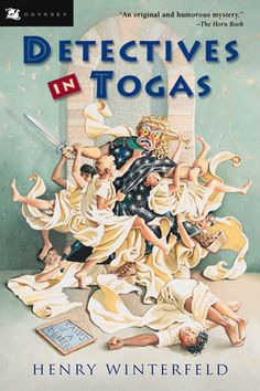 Detectives in Togas is a fun book to read with your kids. The Roman/Greek historical facts are accurate. The story is a cool mystery.