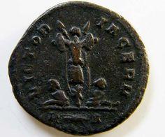 ROMAN PROVINCIAL PROBUS ANTONINIANUS VIC GERM AC66  ancient roman  coins , ancient coins