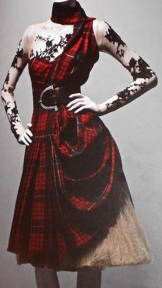 Alexander McQueen's final exhibition,Savage Beauty