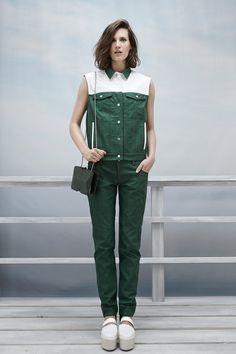 Jen Kao Resort 2014 Collection Slideshow on Style.com