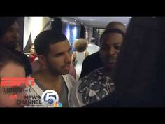 Drake denied access to Heat locker room