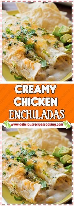 11 Easy Baked Chicken Recipes You Need to Try Out! Heart Healthy Chicken Recipes, Healthy Chicken Enchiladas, Healthy Food, Yummy Food, Delicious Meals, Healthy Eating, Easy Baked Chicken, Baked Chicken Recipes, Chicken Meals