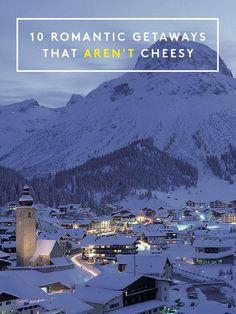 Romantic vacation ideas you should book ASAP