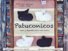 Patuconicos para todos los bebes modelo Ataditas hechas a mano precio 12€ más gastos de envío.