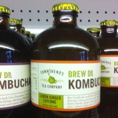 Best kombucha I've ever had..