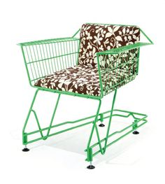 cool idea for outside chair