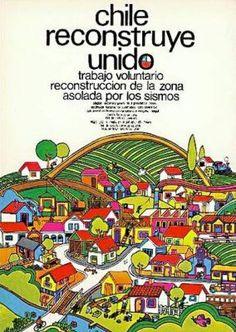 1971. Chile reconstruye unido