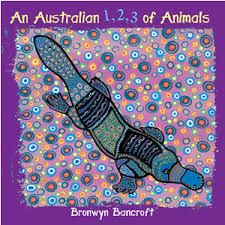 A lavishly illustrated counting book by well-known Aboriginal artist Bronwyn Bancroft. The book