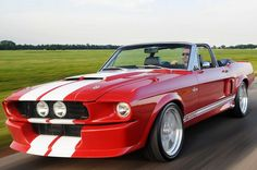1967 Shelby GT500 Convertible recreated by Classic Recreations (Photos) | Rush Lane