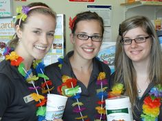 Team members Taylor, Allie, and Kerry are voting for Bell's Corners for a chance to #win a trip for 2 to #Hawaii. Would you like a chance to win?