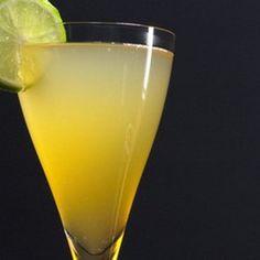 Rum Runner Recipe, Sparkling Rum, Sparkling Wine