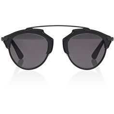 """Dior Women's \""""Dior So Real\"""" Sunglasses ($620) ❤ liked on Polyvore featuring accessories, eyewear, sunglasses, glasses, oculos, transparent sunglasses, lens glasses, christian dior sunglasses, christian dior and see through glasses"""