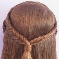 This site has a bunch of cute unique hairstyle tutorials!