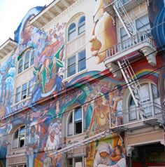 insider tips and pictures about Mission District