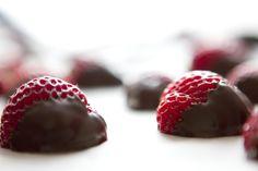 Choc Dipped Strawberries