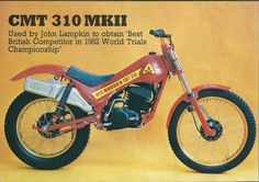 Trial Vintage Bikes, Vintage Motorcycles, Motos Trial, Trial Bike, Vintage Motocross, Old Bikes, Dirtbikes, Trail Riding, Trials