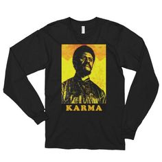 Pharoah Sanders - Karma Jazz Long sleeve t-shirt