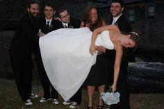 Matt & friends at my daughter Bea's wedding