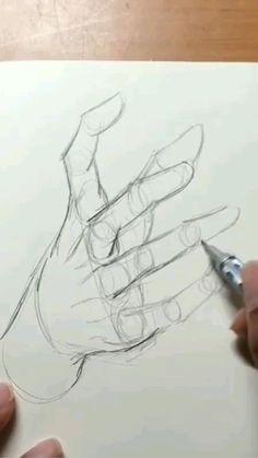 desenho mão