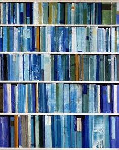 book club: the history of blue, stanford kay