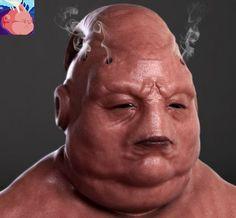 Photo : อย่างโหด ! ชมภาพเหล่าตัวร้ายจากเรื่อง Dragonball Z เวอร์ชั่นโคตรสมจริง จะโหดแค่ไหนลองมาดูกัน !!