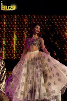 Deepika Padukone performing at IIFA 2014
